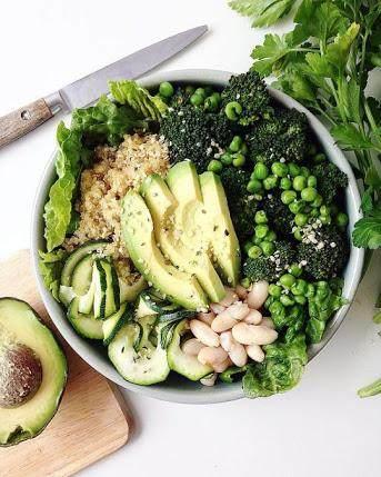 Sayuran dan buah tertentu