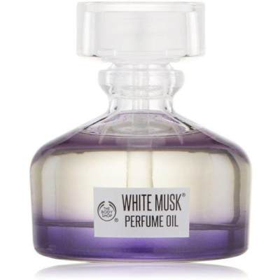 The Body Shop White Musk Perfume Oil