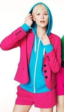 5. Ini Pasangan Sejati, Pink dan Biru