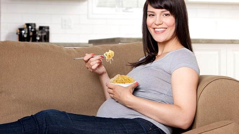 Bahaya Ibu Hamil Mengkonsumsi Mie