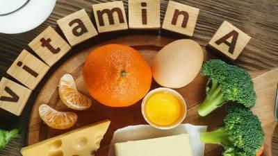 1. Vitamin A
