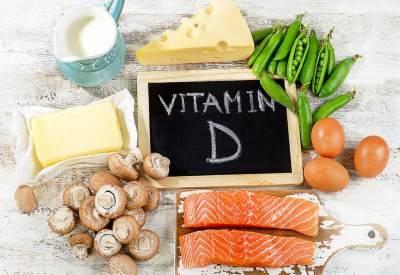 4. Vitamin D