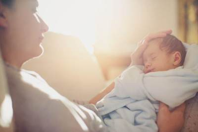 5. Reaksi Bayi
