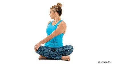 Easy Seated Twist