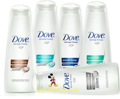 2. Memilih Shampoo yang Tepat