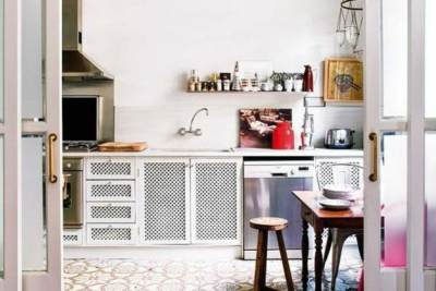 Tak Termakan Zaman, Ini Dia Desain Dapur Tradisional yang Tetap Modern!