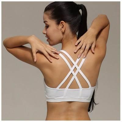 1. Menopang payudara agar tidak kendur