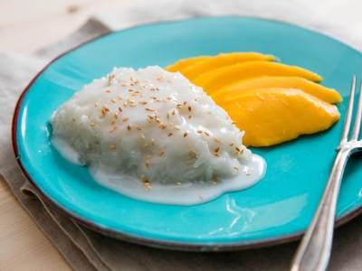 Resep Lezat: Resep Cemilan Mango Sticky Rice yang Tak Biasa