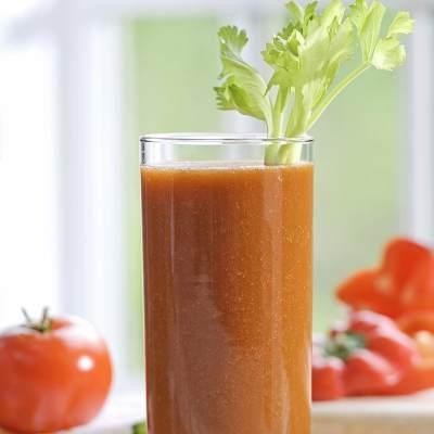 2. Jus Tomat-Sayur