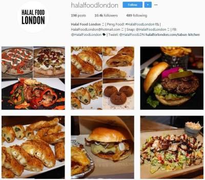 Halal Food London