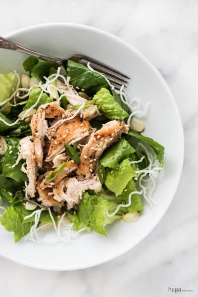 Tambahkan Salad