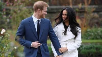 Tak Cuma Orang Indonesia, Pangeran Harry dan Meghan Markle Juga Dipingit Sebelum Menikah!