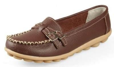 3. Kulit Asli (Genuine Leather)