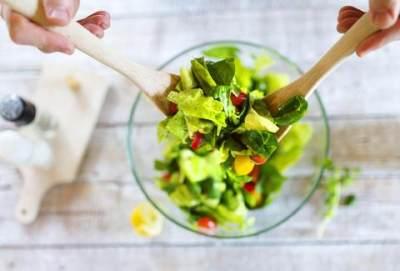 Cara membuat mayonnaise salad sayur