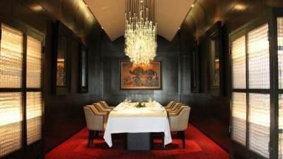 Amuz Gourmet Restaurant SCBD