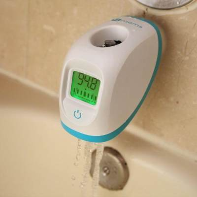 Mengukur Suhu Air