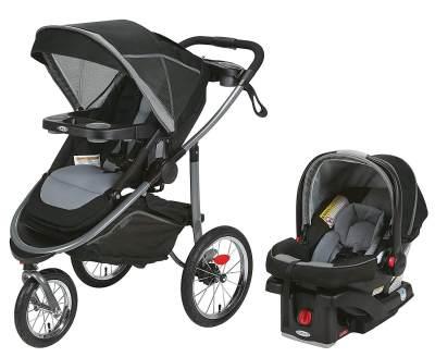 1. Stroller Travel (Travel System Stroller)