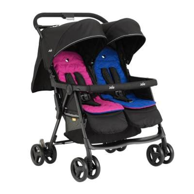 4. Double Strollers