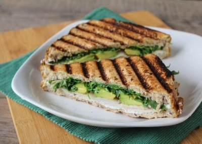 2. Avocado Sandwich