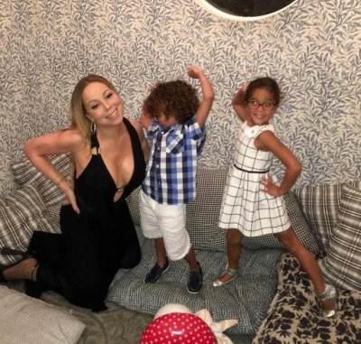 3. Mariah Carey