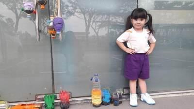 Bikin Gemas, Intip Deh Moms Gaya Anak Artis Pergi ke Sekolah Berikut Ini!