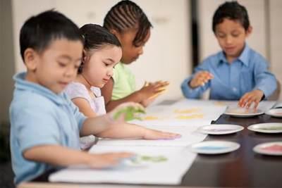 1. Preschool Termasukan Pendidikan Non Formal
