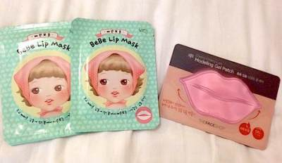 The Face Shop Bebe Lip Mask