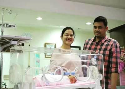 Lahirkan Putri Pertama, Kahiyang Ayu Berikan Nama yang Sangat Cantik Lho Moms!