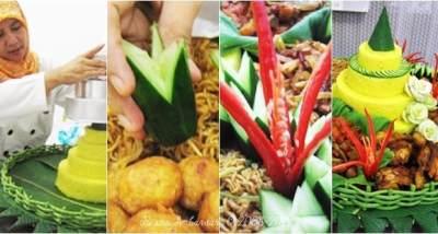 Makna dalam Pembuatan Nasi Tumpeng