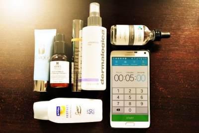 Lakukan Skincare Routine