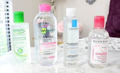 4 Rekomendasi Micellar Water untuk Wajah Berjerawat yang Patut Dicoba