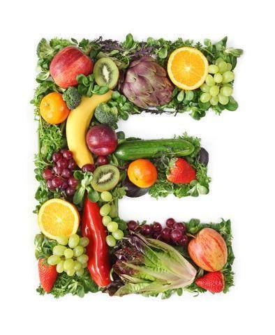 Sumber Vitamin E Alami