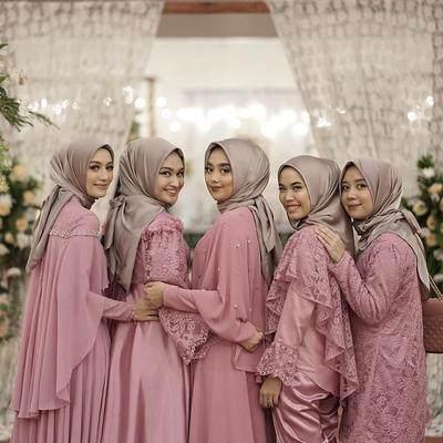 Inilah Style Hijab yang Lagi Populer dan Banyak Dipakai Para Hijabers Saat Kondangan