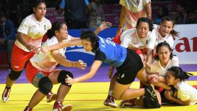 Mengenal Keunikan Olahraga Kabaddi di Asian Games 2018