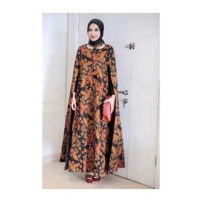 Batik Dress Hijab