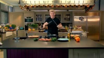 Menawan! Ini Inspirasi Desain Dapur Milik Chef Gordon Ramsey
