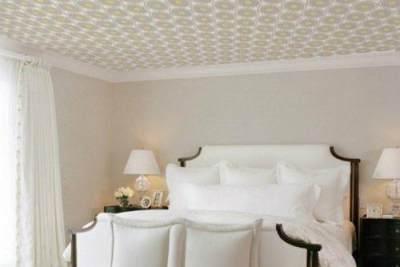Wallpaper Pada Langit-langit Rumah? Bisa Membuat Interior Rumah Semakin Seru Lho!