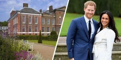 Dapat Hadiah Rumah dari Ratu Elizabeth, Begini Mewahnya Rumah Baru Pangeran Harry dan Meghan Markle