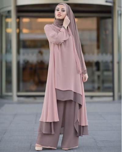 Pilih Hijab yang Tepat (Bahan, Model dan Warna)