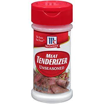Saus Pengempuk Daging (Meat Tenderizer)