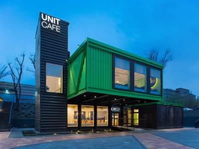 Wow, 5 Cafe Ini Gunakan Container untuk Suasana Nongkrong Lebih Unik dan Seru, Moms!