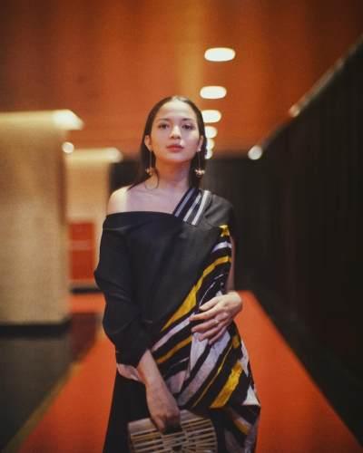 Cantikya, Intip Yuk Inspirasi Fashion Hamil Ala Putri Marino