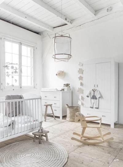 Nggak Boleh Asal-asalan, Hal-hal Ini Harus Diperhatikan Saat Mendesain dan Menata Kamar Bayi