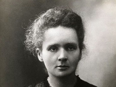 2. Marie Curie