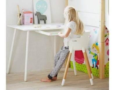 Jangan Salah, Hal-hal Ini Penting untuk Moms Perhatikan Saat Memilih Meja Belajar Anak