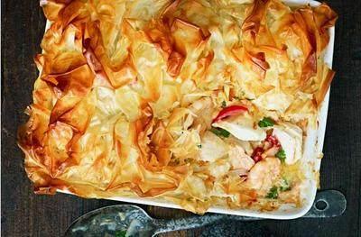 5. Fish Pie (463 kalori/porsi)