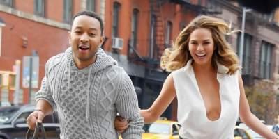 Belajar Membangun Keluarga Harmonis dari Artis John Legend dan Chrissy Teigen