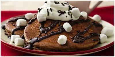 4. Pancake Marshmallow