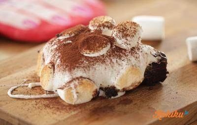5. Brownies Marshmallow