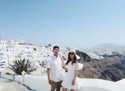 Romantisnya, Ini Dia Foto-Foto Bulan Madu Tasya Kamila dan Randi Bachtiar ke Eropa